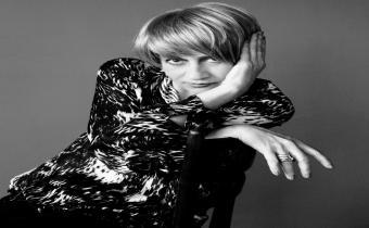 Françoise par Sagan, au théâtre Lucernaire. Photo Richard Schroeder.