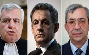 Thierry Herzog, Nicolas Sarkozy et Gilbert Azibert