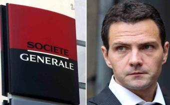 Société générale/Jérôme Kerviel.