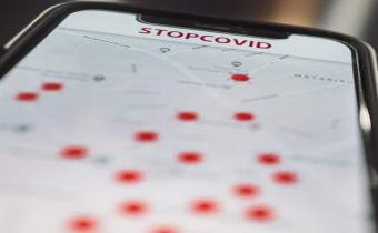 L'application StopCovid décriée par le barreau de Paris.