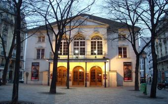 Théâtre de l'Atelier, place Charles Dullin, à Paris.