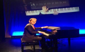 Une vie de pianiste, à la comédie Bastille. Photo DR.