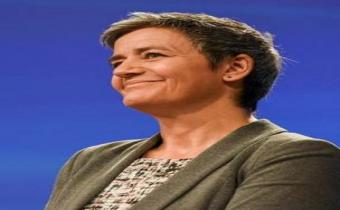Margrethe Vestager. Photo CE.