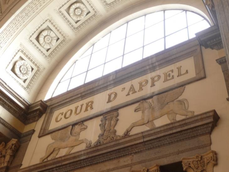 Cour d'appel de Grenoble.