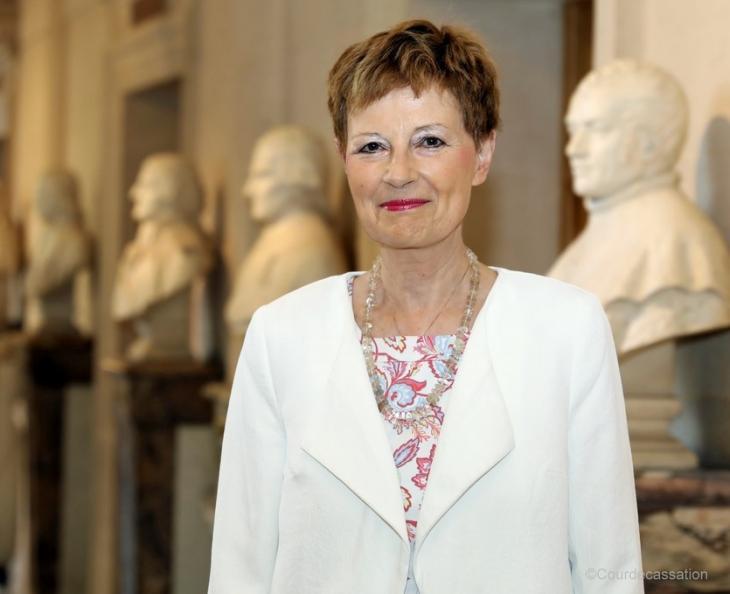 Chantal Arens, première présidente de la Cour de cassation, 6 septembre 2019.