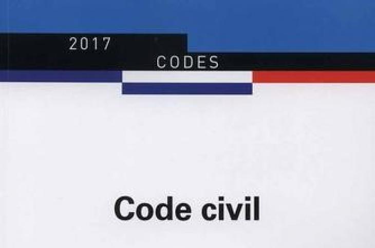 Code civil 2017.