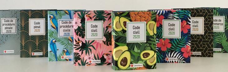 Codes LexisNexis 2020