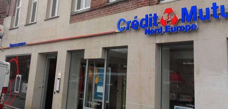 Caisse de crédit mutuel de Wattignies