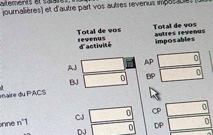 Impot Sur Le Revenu Simulateur Pour Calculer L Impot 2015 A Payer