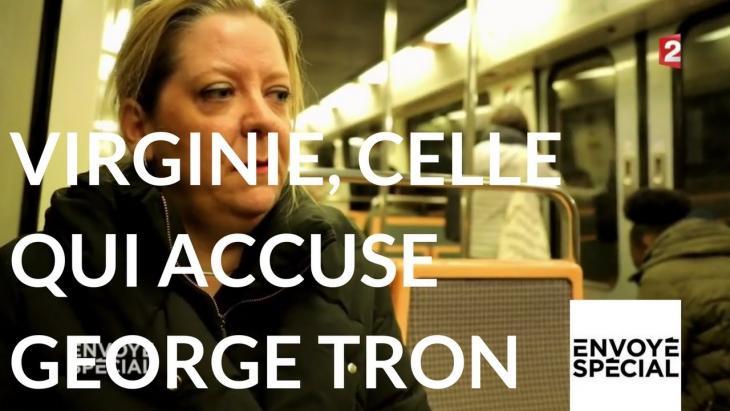Réportage d'Envoyé spécial de France 2 sur Georges Tron