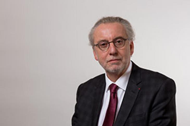 Pascal Eydoux.