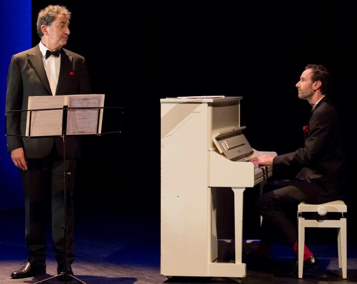 J'ai des doutes, à la Scala. Photo Manuelle Toussaint.
