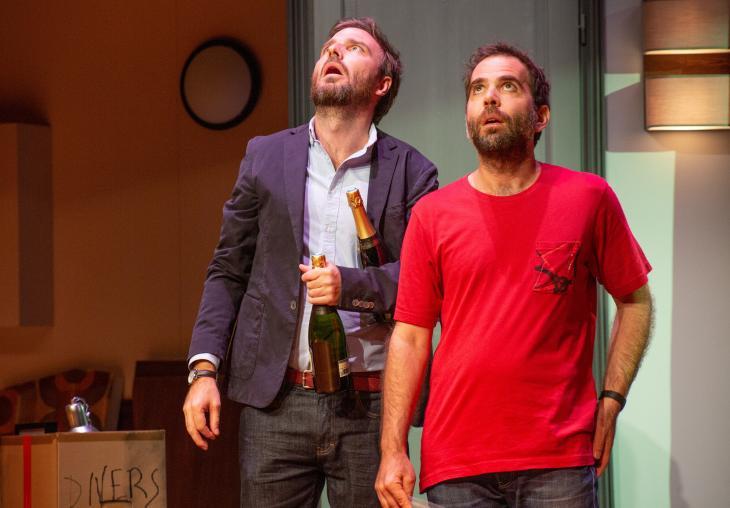 J'ai envie de toi, au théâtre Fontaine. Photo Clément Sautet/Puppets.