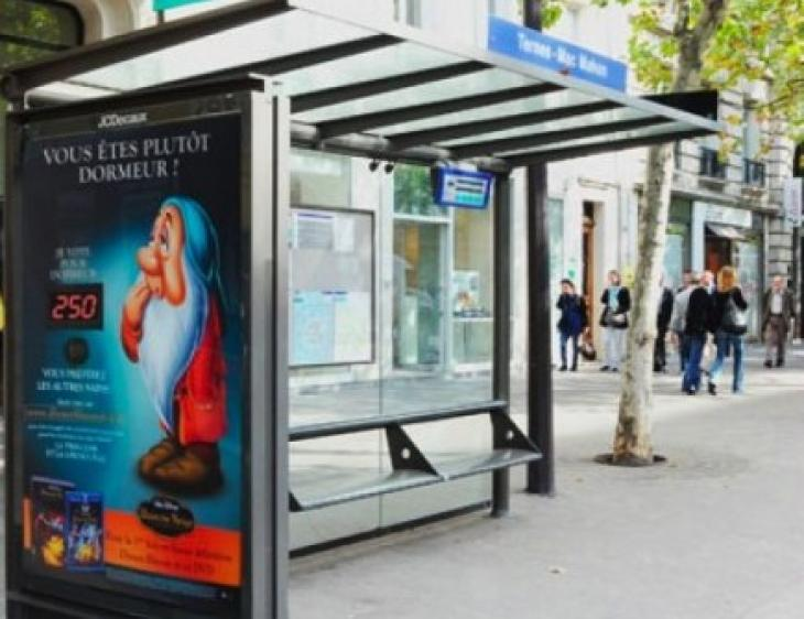 Le conseil d'Etat confirme l'annulation du contrat d'affichage à Paris — JCDecaux