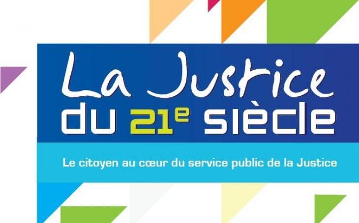 La justice du XXIe siècle.