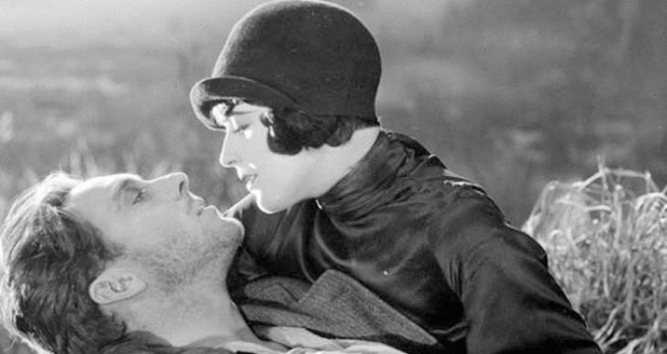 L'Aurore (1927), de F. W. Murnau. George O'Brien et Margaret Livingston.