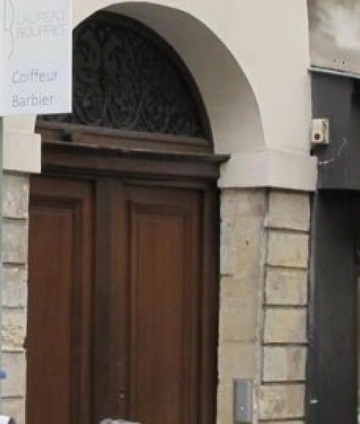 Siège de la République en Marche, 63 rue Sainte-Anne, à Paris.