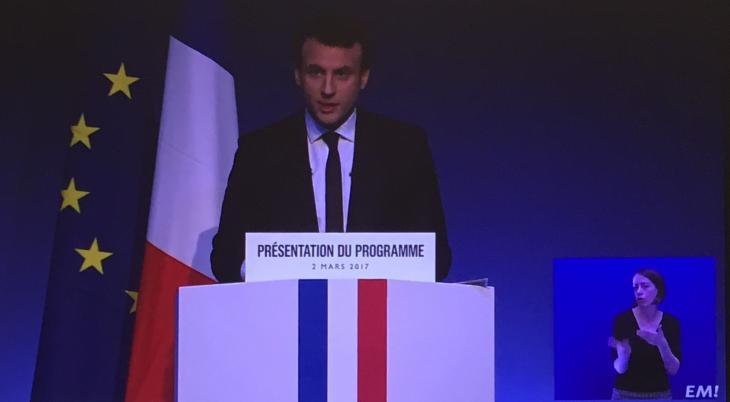 Delanoë. Soutien à Macron pour