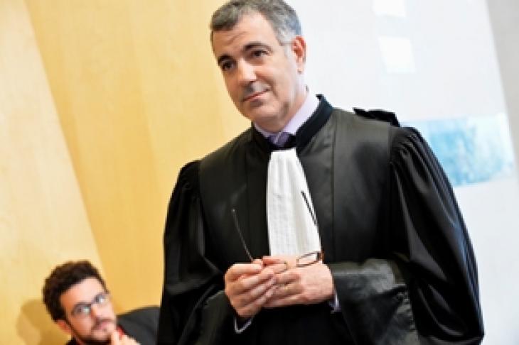 Devenir magistrat pour les professionnels du privé ou du public. Illustration Ministère de la justice.