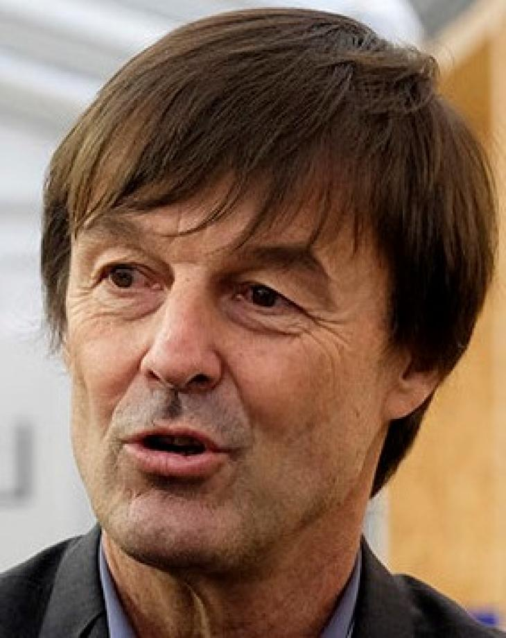 Nicolas Hulot, déc. 2015. Photo Cop Paris