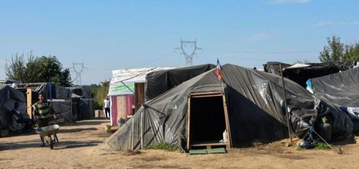Camp de Norrent-Fontes.