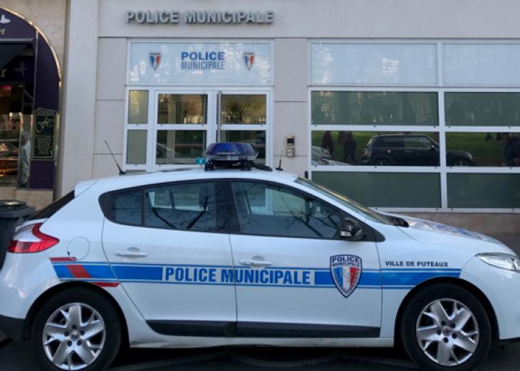 Police municipale de Puteaux