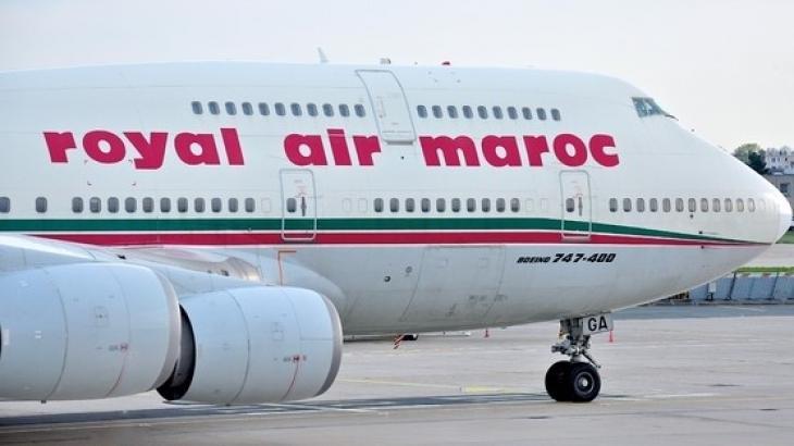 Royal Air Maroc.