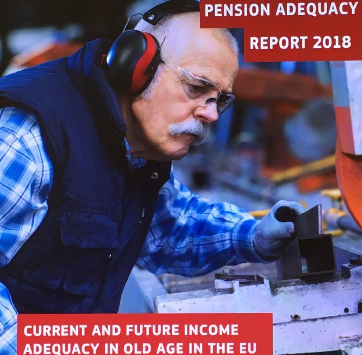 Rapport 2018 sur l'adéquation des retraites