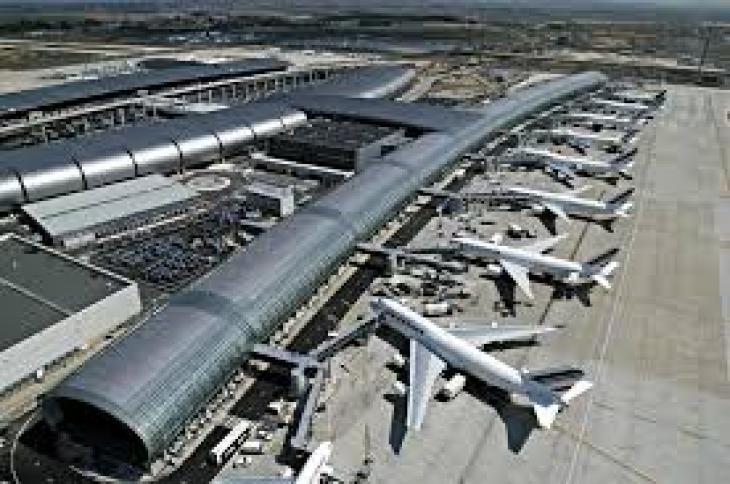 Aéroport de Roissy Charles-de-Gaulle
