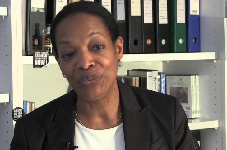 Patricia Viseur Sellers.