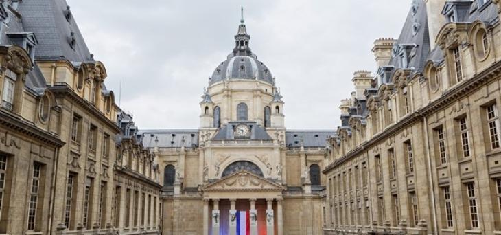 Université de Paris 1 Panthéon-Sorbonne.