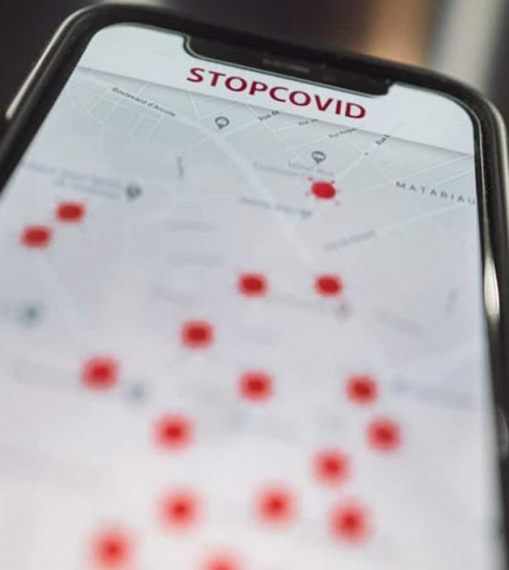 L'application StopCovid décriée par le barreau de Paris.