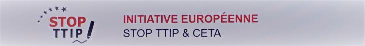 Initiative citoyenne européenne Stop TTIP