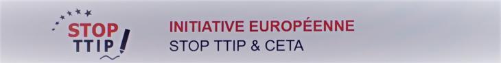 Initiative citoyenne européenne Stop TTIP