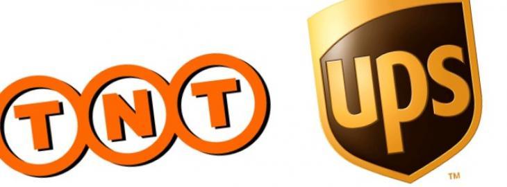 TNT UPS