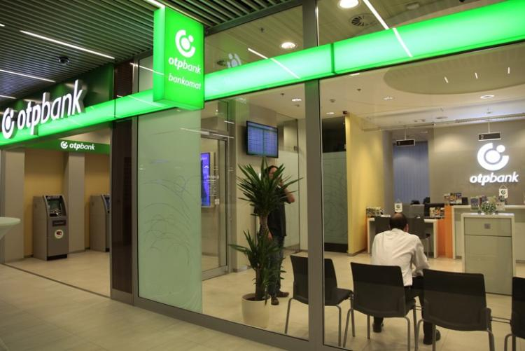La banque hongroise OTP